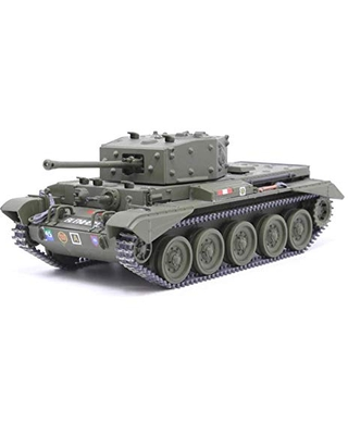 Corgi Diecast Cromwell IV Tank - 2nd Armored Welsh Guards 1944 1:50 WWII Military Display Model CC60613