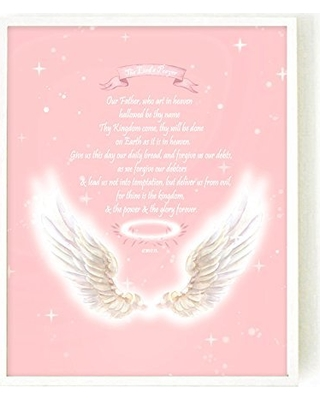 Check out some Sweet Savings on The Lord\'s Prayer Poster, Girl Room ...