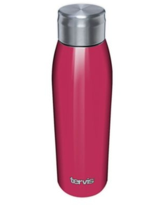 Tervis® 17 oz. Stainless Steel Water Bottle with Lid in Pink