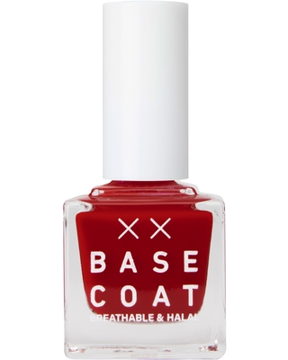 Base Coat Breathable & Halal Nail Polish - Zinnia