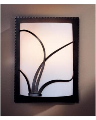 Hubbardton Forge Forged Reeds 12 Inch Wall Sconce - 205750-1060