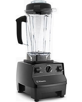 Vitamix 001372 Blender Professional-Grade Container, Self-Cleaning 64 oz, BLACK