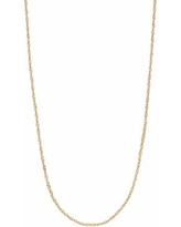 "Primavera 24k Gold Over Silver Singapore Chain Necklace, Women's, Size: 18"", multicolor"