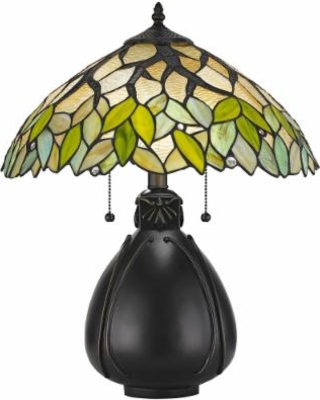 New Deal Alert Alderson Tiffany Style Table Lamp With Pull Chain Switch
