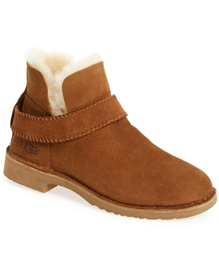 ea2f547d2e0 UGGR Women's Ugg Mckay Water Resistant Bootie, Size 6.5 M - Brown from  NORDSTROM | more