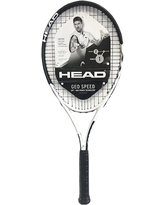 HEAD Geo Speed Adult Tennis Racquet, Pre-Strung, 10.4 Ounces, 105 Square Inch Head for Control and Power