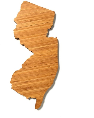 New Jersey - State Cheese Boards