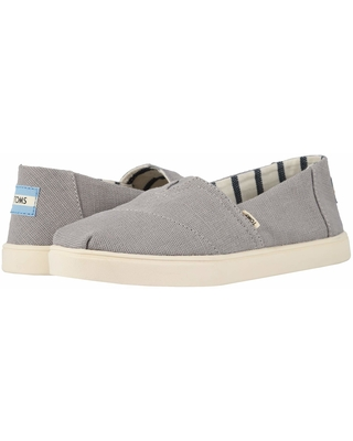 TOMS Alpargata Cupsole (Morning Dove Heritage Canvas Cupsole) Women's Shoes