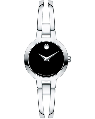 Movado Amorosa Stainless Steel Womens Watch
