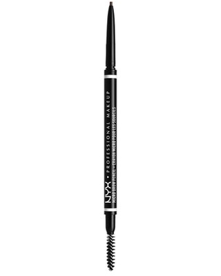 NYX Professional Makeup Micro Brow Pencil, Brunette, 0.003 Oz