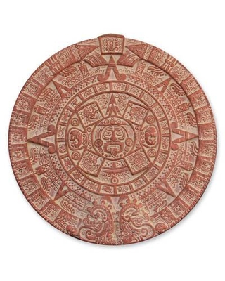 Archaeological Ceramic Plaque from Mexico