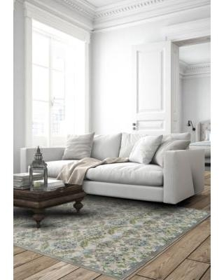Weave & Wander Birch/Taupe Alessandria 2 ft 10 in x 7 ft 10 in Runner