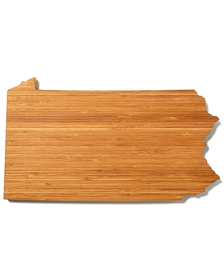 Pennsylvania - State Cheese Boards