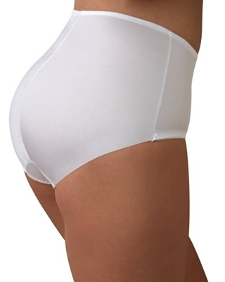 Cupid Women's Brief with Panel - 2 Pack