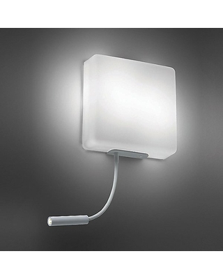 Square Wall Sconce by Alma Light