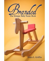 Branded : The Unique Baby Name Book