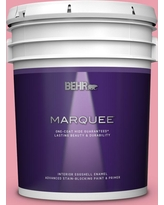 Special Prices On Behr Marquee 1 Gal P150 3 Pinque Eggshell Enamel Interior Paint And Primer In One