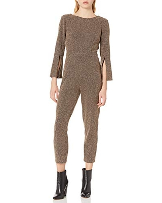 Ali & Jay Women's View from The Top Jumpsuit, Blacktan, L