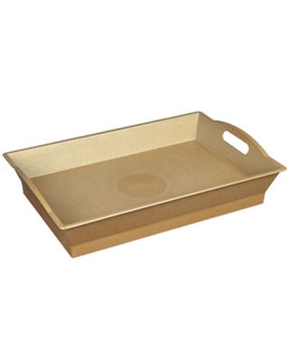 Check Out Deals On Little Butler Small Serving Tray Pack Of 6 Wicker