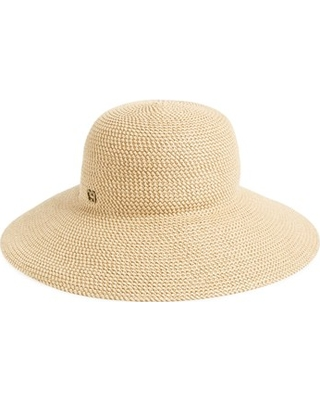 ac5e26ae23d Hot Sale  Women s Eric Javits  Hampton  Straw Sun Hat - Beige