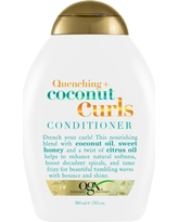 Ogx Quenching Coconut Curls Conditioner - 13oz