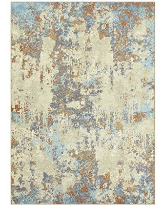 Southwestern Stone Distressed Abstract