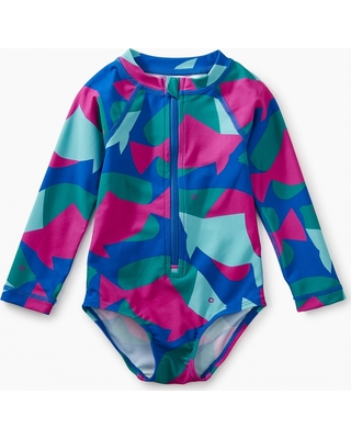 9e76782f148 Spectacular Savings on Tea Collection Baby Rash Guard One-Piece