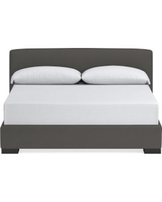 Robertson Bed, California King, Performance Linen Blend, Graphite