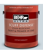 Amazing Deal On Behr Ultra 1 Gal 560e 3 Silver Strand Extra Durable Flat Interior Paint And Primer In One