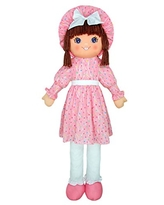 """Anico Well Made Play Doll for Children Life Size Sweetie Mine, 43"""" Tall, Pink"""