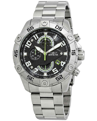 Invicta S1 Rally Chronograph Black Dial Mens Watch 26093