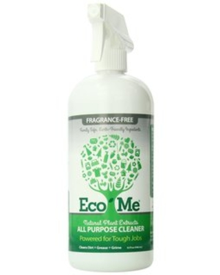 Eco-Me All Natural 32-ounce All Purpose Cleaner (Pack of 6) (32 oz Fragrance Free All Purpose Cleaner)