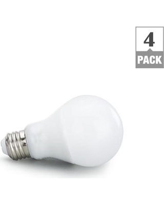 Philips Hue Philips Hue White A19 LED 60W Equivalent Dimmable Smart  Wireless Lighting Starter Kit (4 Bulbs and Bridge) from Home Depot | Martha