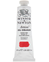 Bright Red Winsor & Newton Artists' Oil Paint