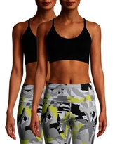 Avia Low Support Cami Sports Bra, 2-pack