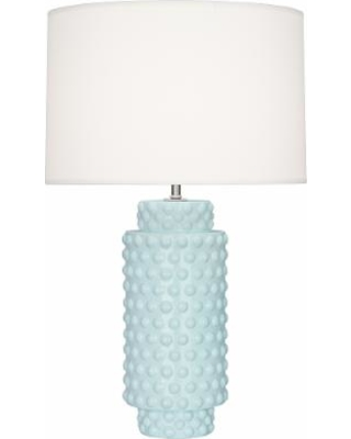 Amazing Deal On Robert Abbey Dolly Baby Blue Ceramic Table Lamp