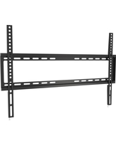Fixed TV Wall Mount for 37 in. - 70 in. Flat Panel TV's with Built-in Level, 264 lb. Load Capacity, Black