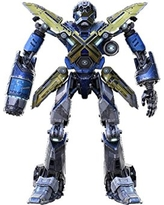 "Mech-X4 5"" Robot with Plasma Axe Action Figure"