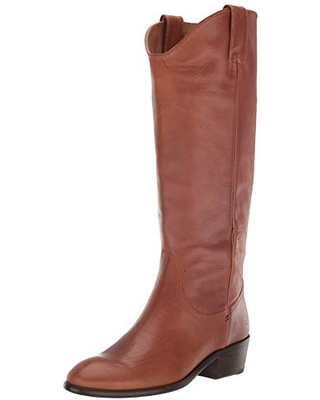 Frye Womens Carson Pull on Western Boot