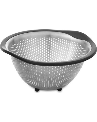 OXO Stainless Steel Colander, 3-Qt.