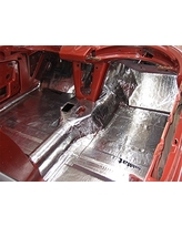 HushMat 570202 Sound and Thermal Insulation Kit (Triumph TR6 - All Years Firewall)