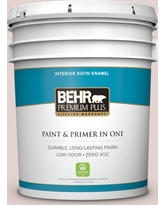 Don T Miss Deals On Behr Premium Plus 5 Gal 180e 2 Sugar Berry Eggshell Enamel Low Odor Interior Paint And Primer In One