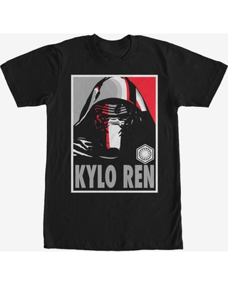 Star Wars Episode VII The Force Awakens Kylo Ren Poster T-Shirt