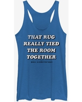 Rug Really Tied Room Together Girls Tank