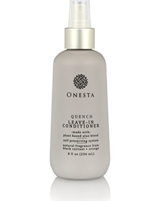 Onesta Hair Care Quench Leave-In Conditioner Spray, 8 oz