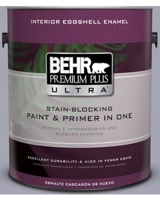 BEHR Premium Plus Ultra 1 gal. #T12-3 Canyon Sunset Eggshell Enamel Interior Paint and Primer in One