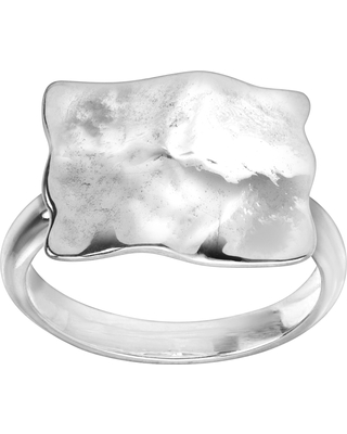 Silpada 'Square Root' Ring in Sterling Silver