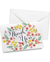 Retro Wedding Collection Thank You Cards