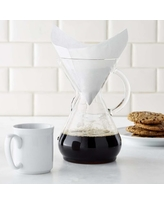Chemex(R) 8-Cup Pour-Over Glass Handle Coffee Maker