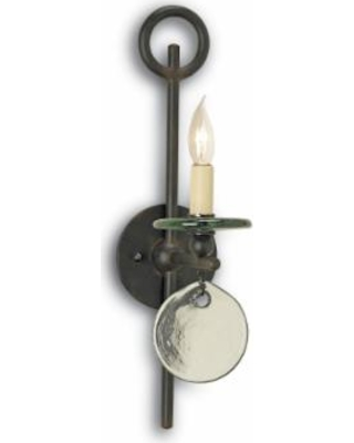 Currey and Company Sethos 17 Inch Wall Sconce - 5107